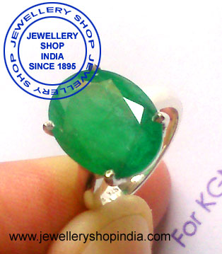 Emerald Gemstone Ring Designs