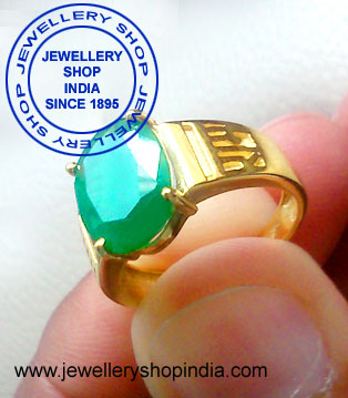 Emerald Stone Ring Designs