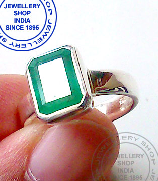 Emerald Ring Designs