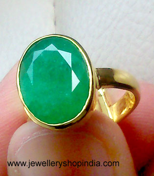 Emerald Birthstone Ring Designs