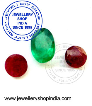 Emerald Ruby Loose Gemstones