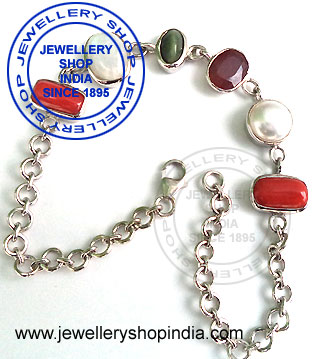 Gemstone Birthstone Bracelet Designs