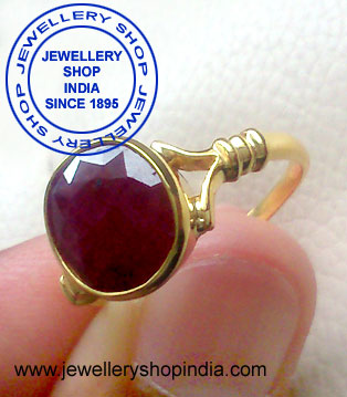 Gemstone Birthstone Ring Designs