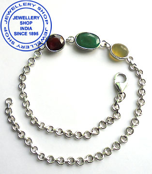 Astrology Gemstone Bracelet Design