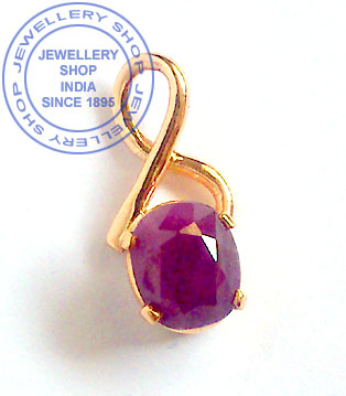 Gemstone Pendant Design