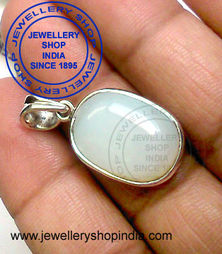 Opal Gemstone Pendant Ring Designs