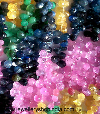 Natural Gemstones Beads Necklaces