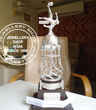 Silver Gold Trophy Making Company in Jaipur