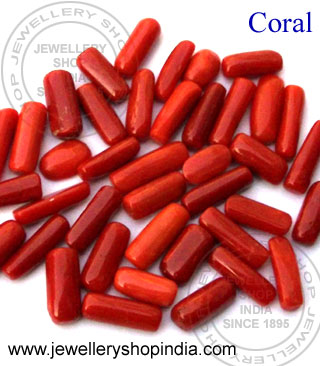 manufacturer of precious stone coral, natural precious gemstones coral, moonga