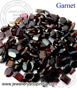 Real Garnet - Genuine Natural Semi Precious Gemstone
