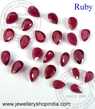 Real Ruby - Genuine Natural Precious Gemstones