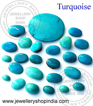 Real Turquoise Genuine Natural Semi Precious Gemstone