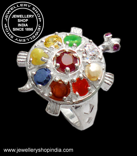 Tortoise Ring Precious Gemstones Online Shopping